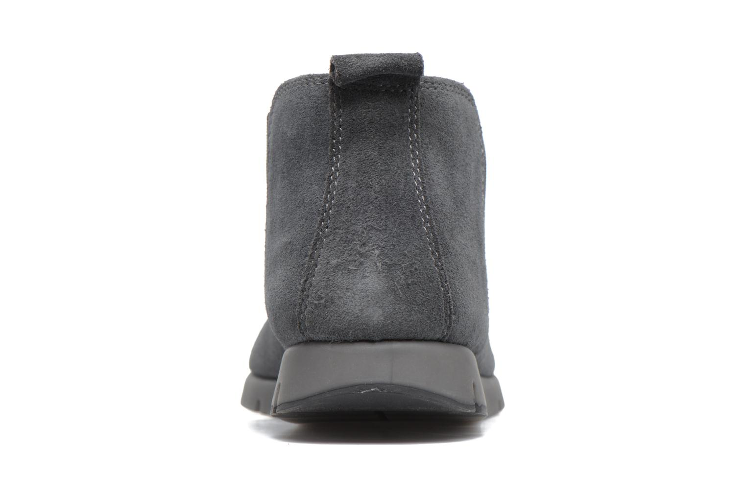 Ankle boots Aerosoles Fast Ball Grey view from the right