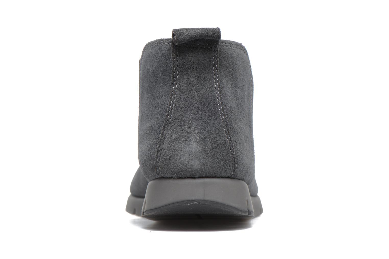 Bottines et boots Aerosoles Fast Ball Gris vue droite