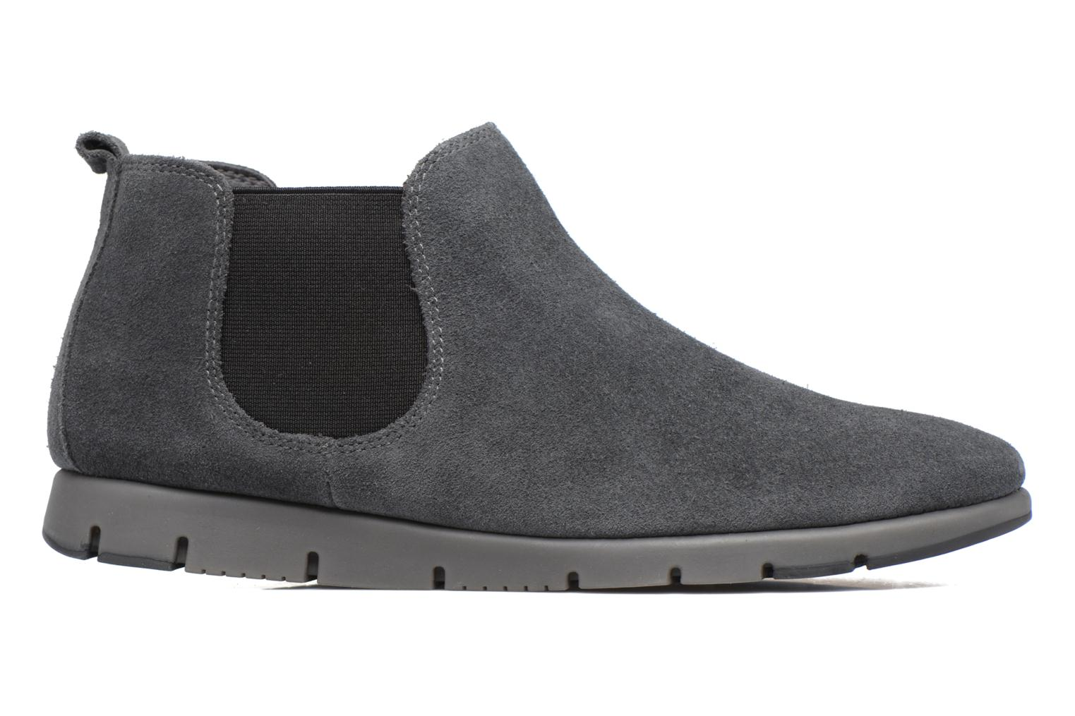 Ankle boots Aerosoles Fast Ball Grey back view