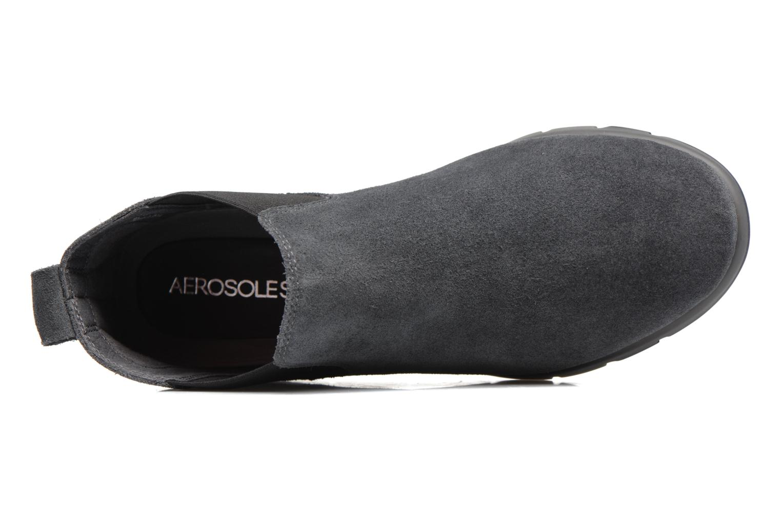 Ankle boots Aerosoles Fast Ball Grey view from the left