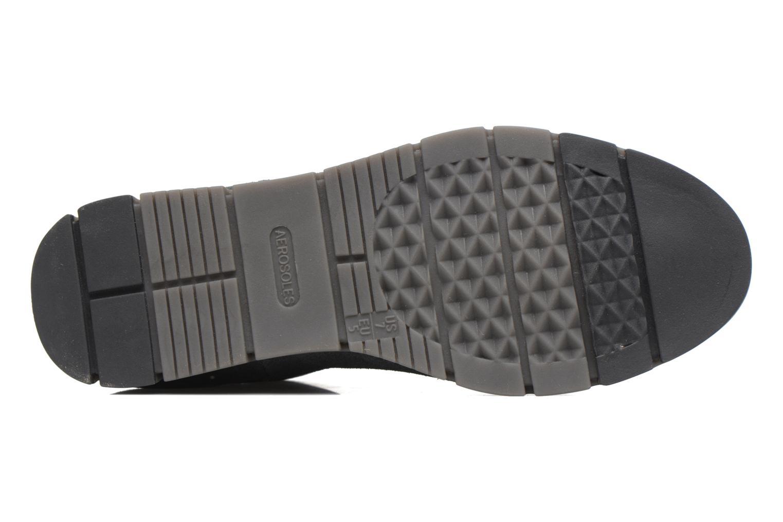 Stiefeletten & Boots Aerosoles Fast Ball grau ansicht von oben