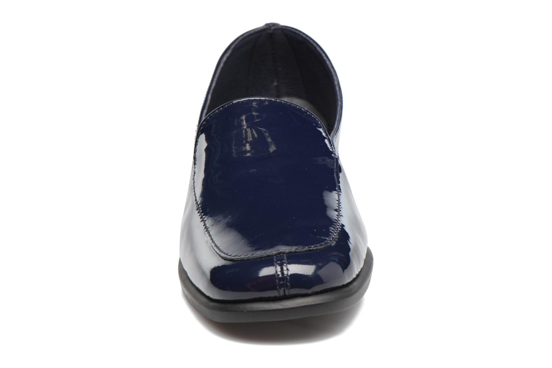 Mocasines Aerosoles Four Williams Azul vista del modelo
