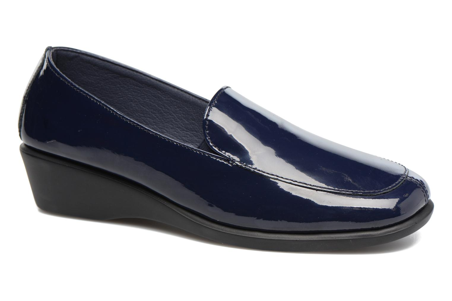 Mocassins Aerosoles Four Williams Bleu vue détail/paire