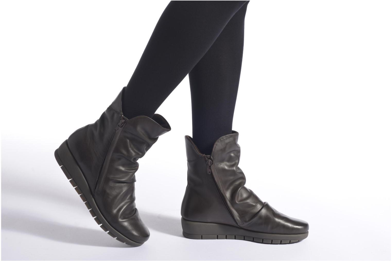 Bottines et boots Aerosoles Move Up Marron vue bas / vue portée sac