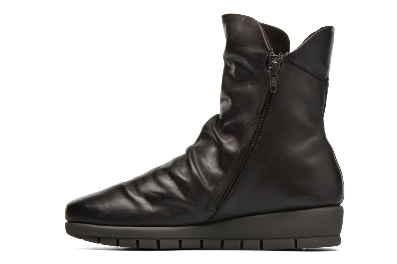 Bottines et boots Aerosoles Move Up Marron vue face