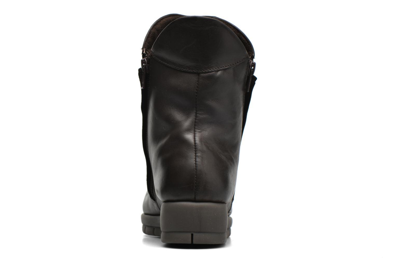Bottines et boots Aerosoles Move Up Marron vue droite