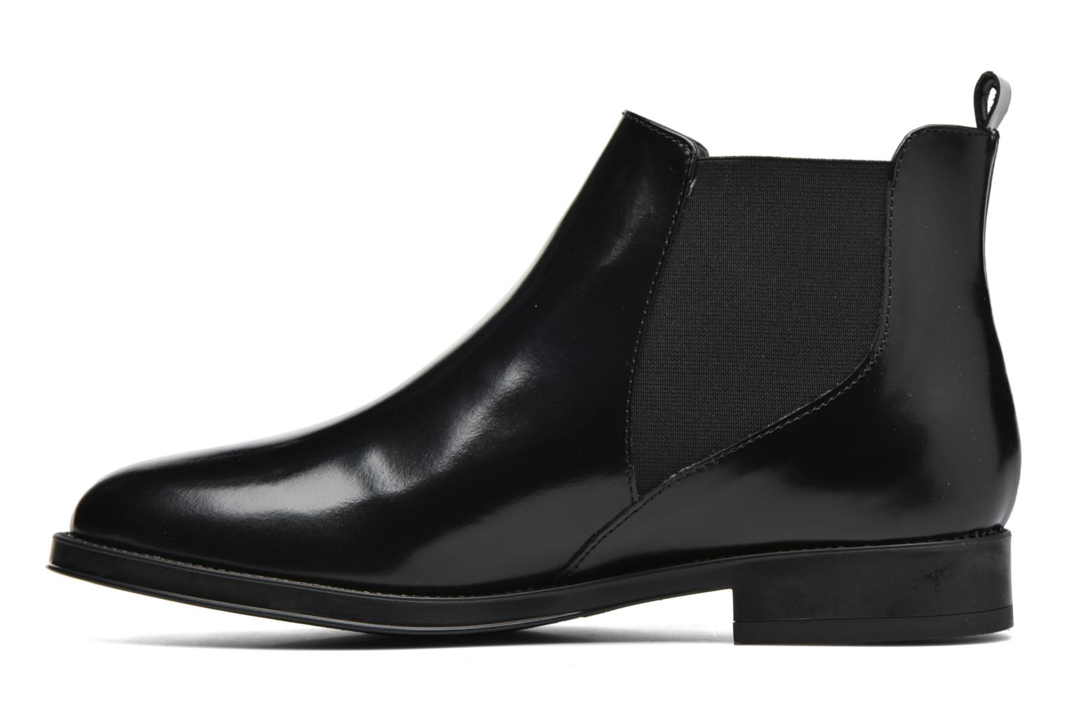 Ankle boots Aerosoles Push N Pull Black front view