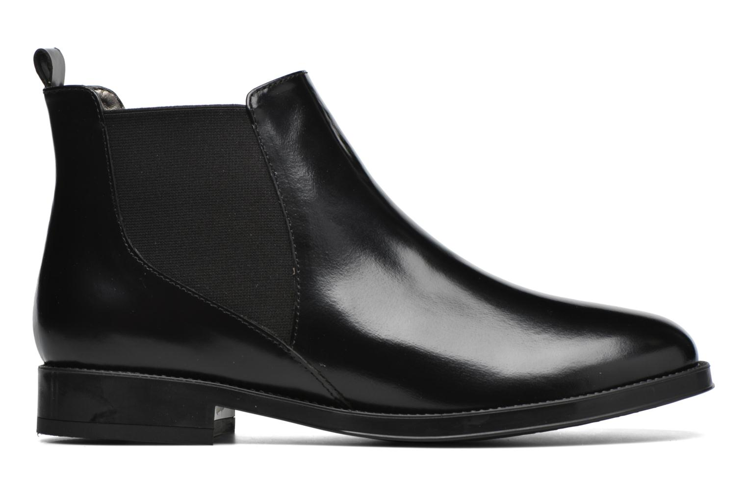 Ankle boots Aerosoles Push N Pull Black back view