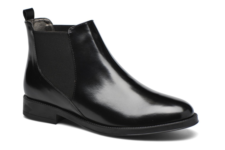 Boots en enkellaarsjes Aerosoles Push N Pull Zwart detail