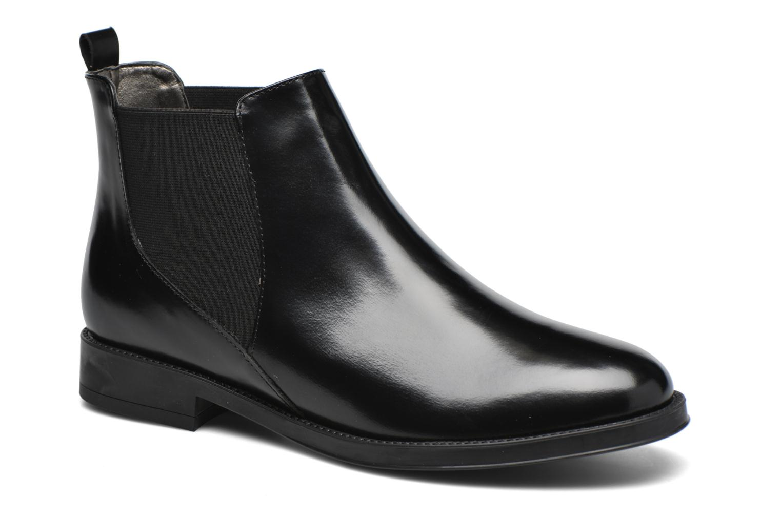 Ankle boots Aerosoles Push N Pull Black detailed view/ Pair view