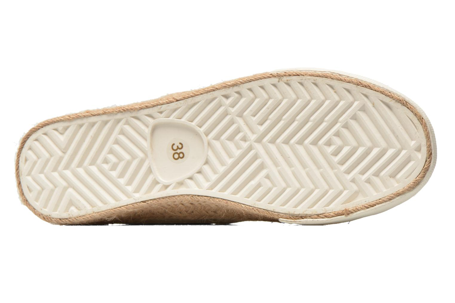 Espadrilles Pare Gabia Alto Beige view from above