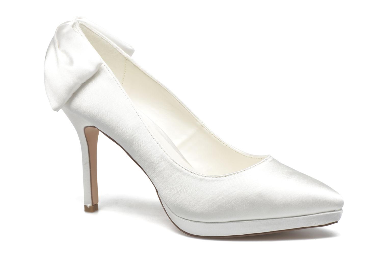 Zapatos de tacón Menbur Amina Blanco vista de detalle / par