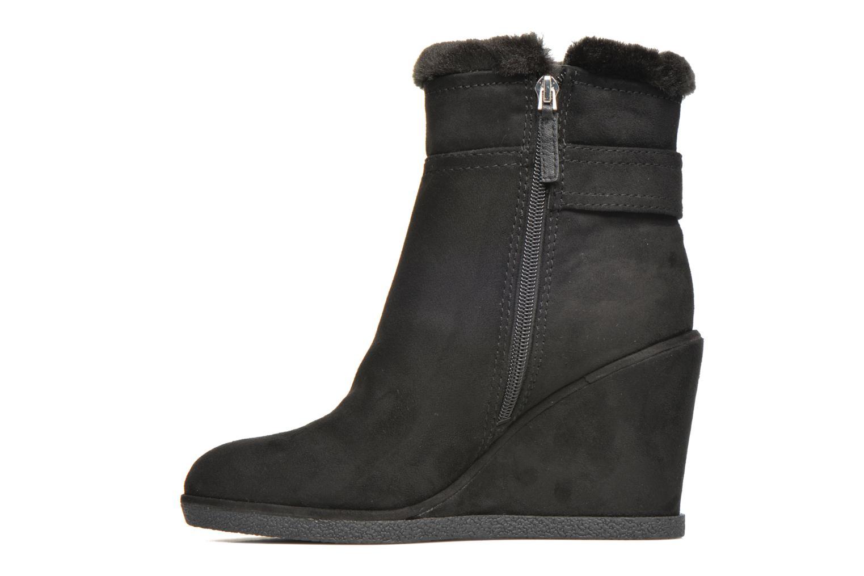 Bottines et boots Guess Monia Noir vue face