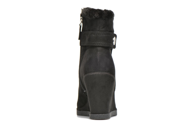 Bottines et boots Guess Monia Noir vue droite