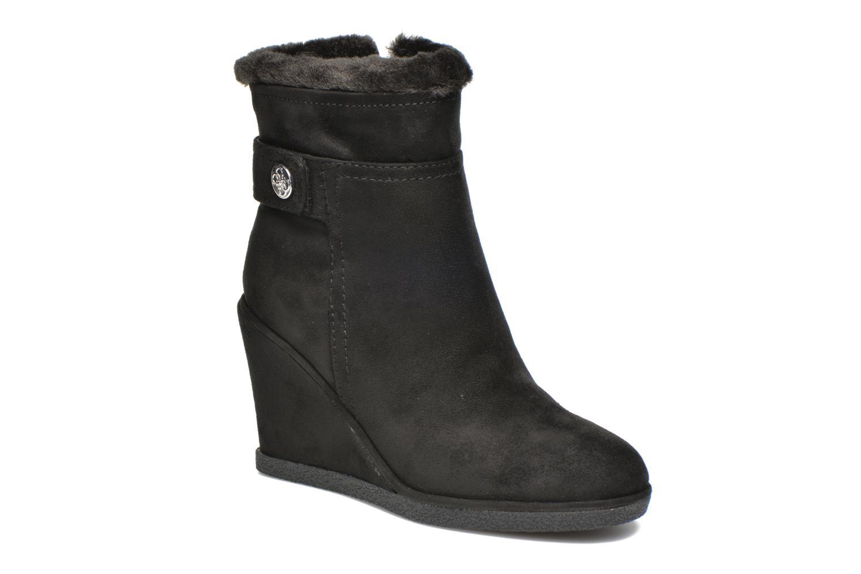 Bottines et boots Guess Monia Noir vue détail/paire