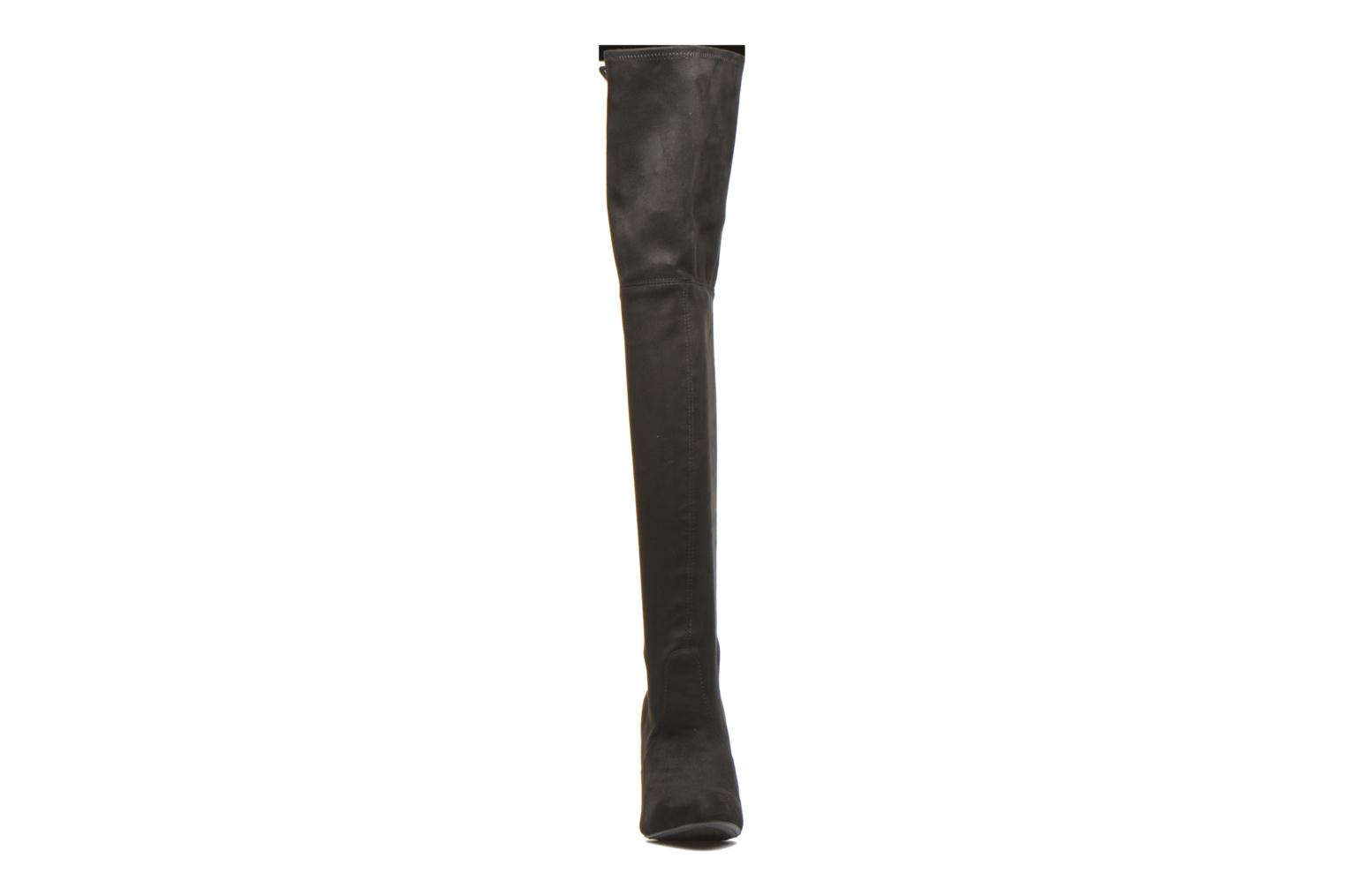 Boots & wellies Steve Madden Glameer Black model view