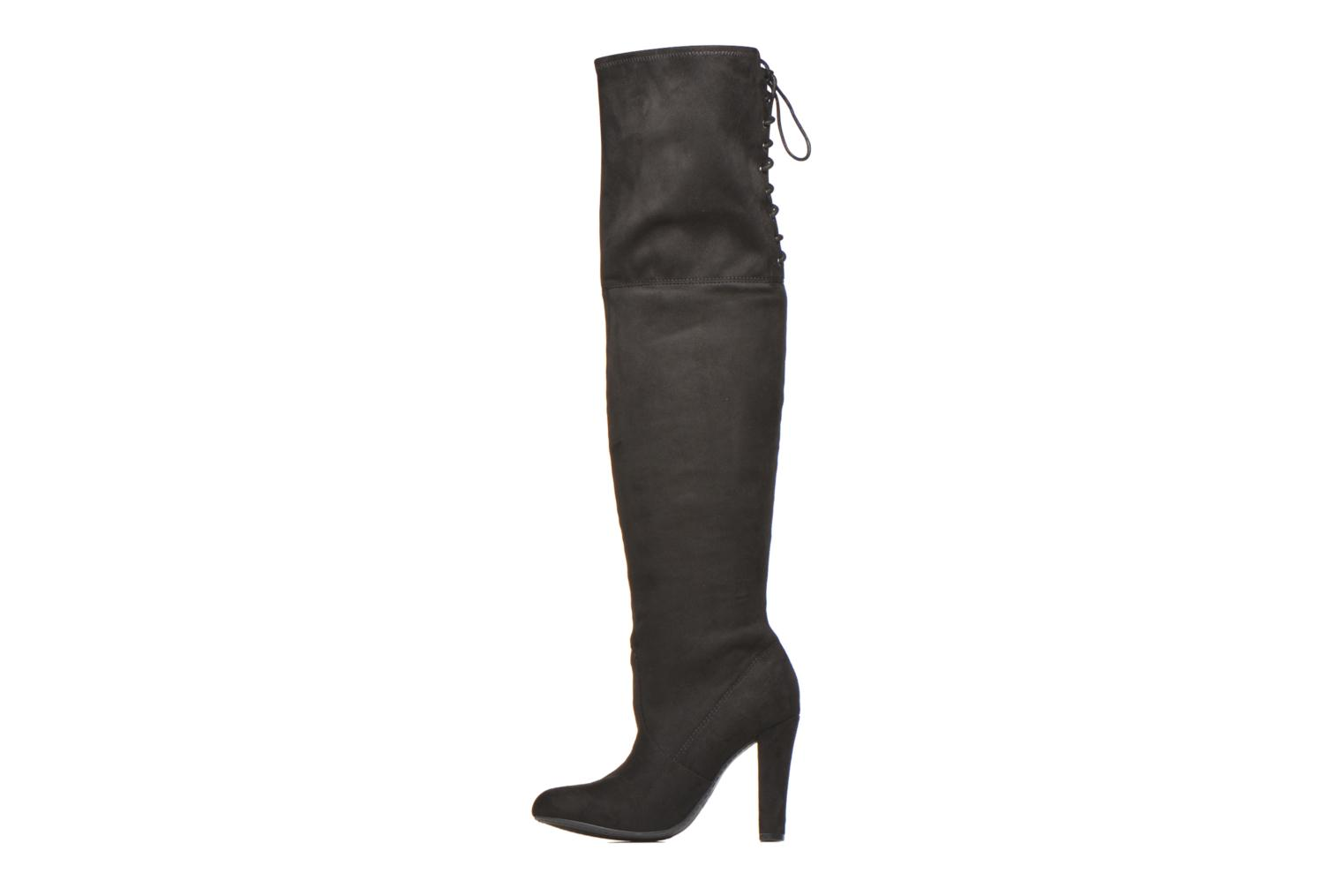 Boots & wellies Steve Madden Glameer Black front view