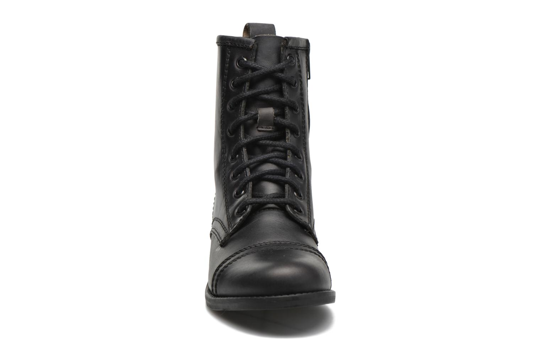 Ankle boots Steve Madden Charrie Black model view