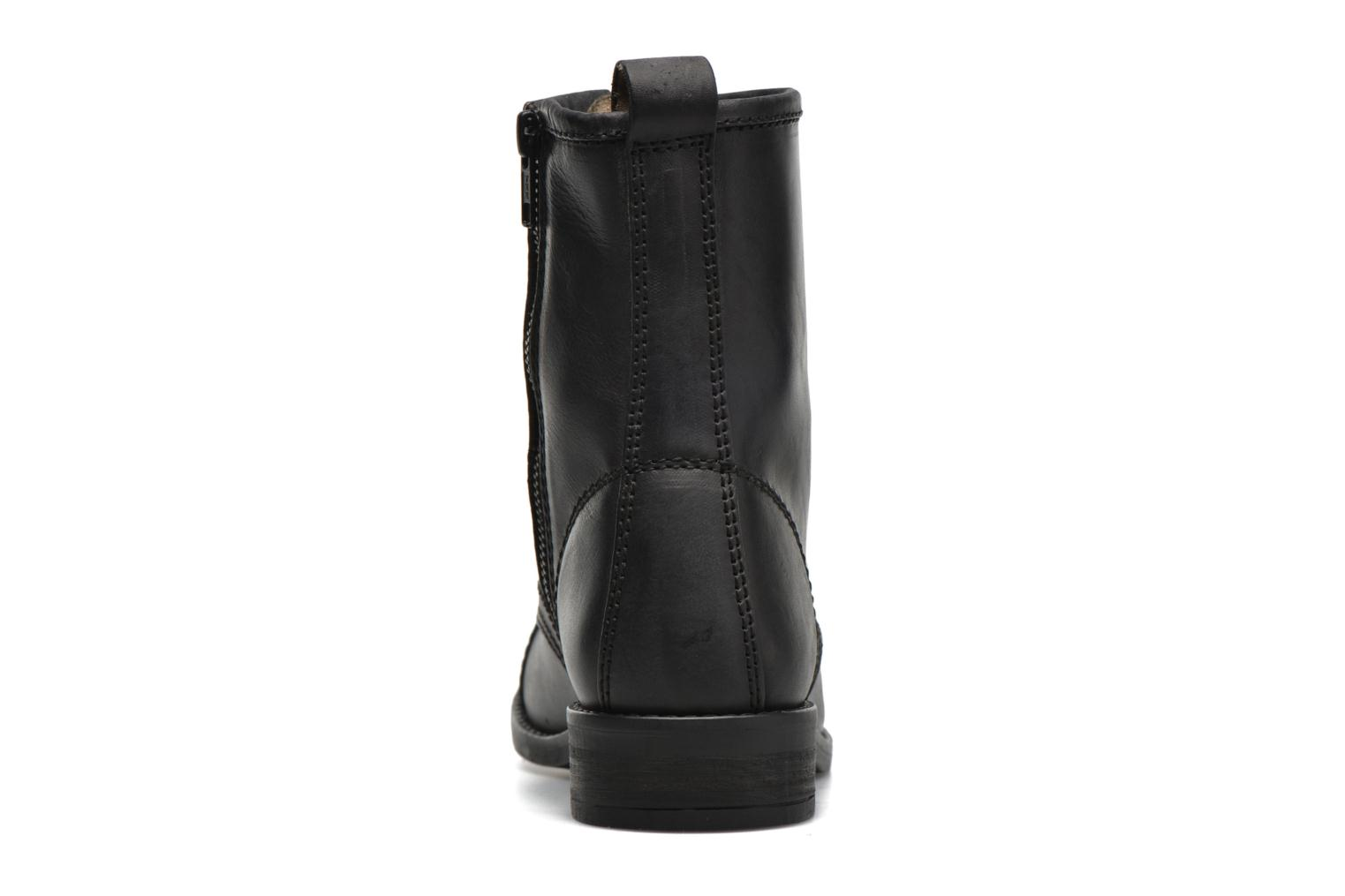 Ankle boots Steve Madden Charrie Black view from the right