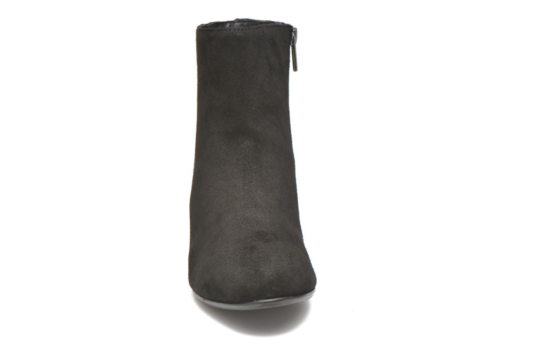 Bottines et boots Steve Madden Holster Noir vue portées chaussures