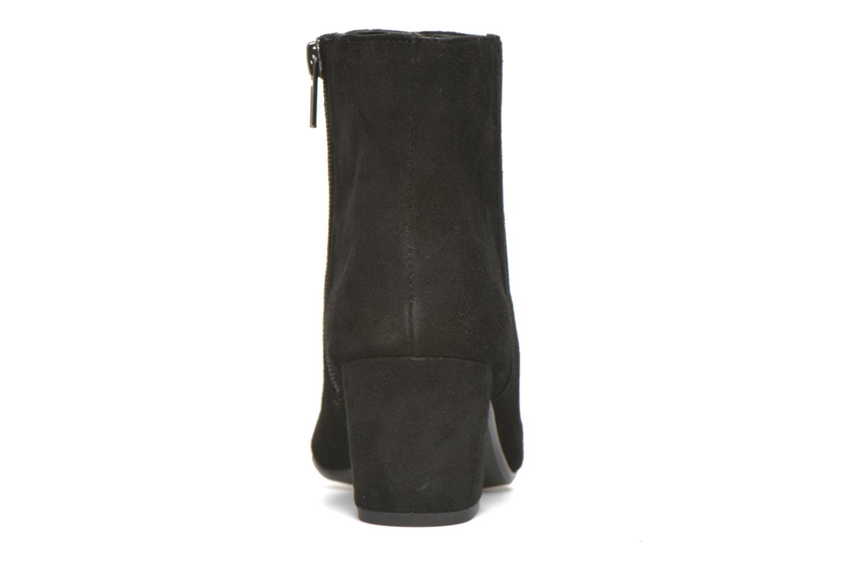 Bottines et boots Steve Madden Holster Noir vue droite