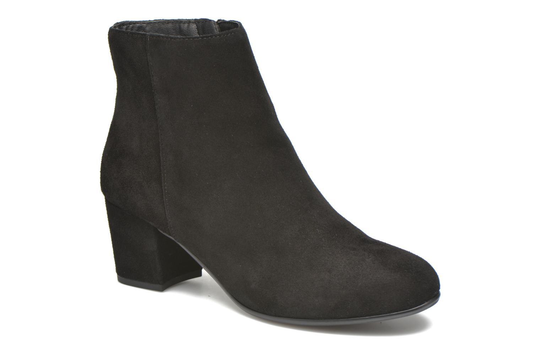 Bottines et boots Steve Madden Holster Noir vue détail/paire