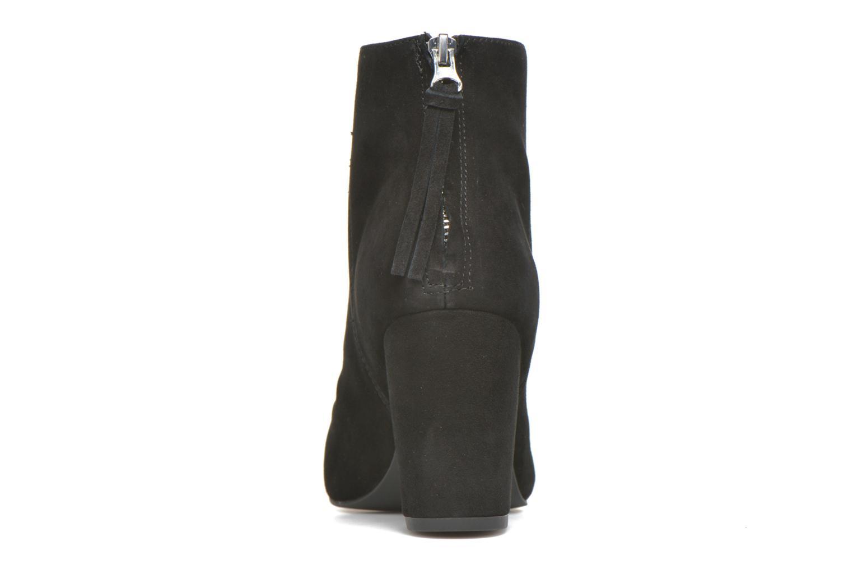 Bottines et boots Steve Madden Sinthia Noir vue droite