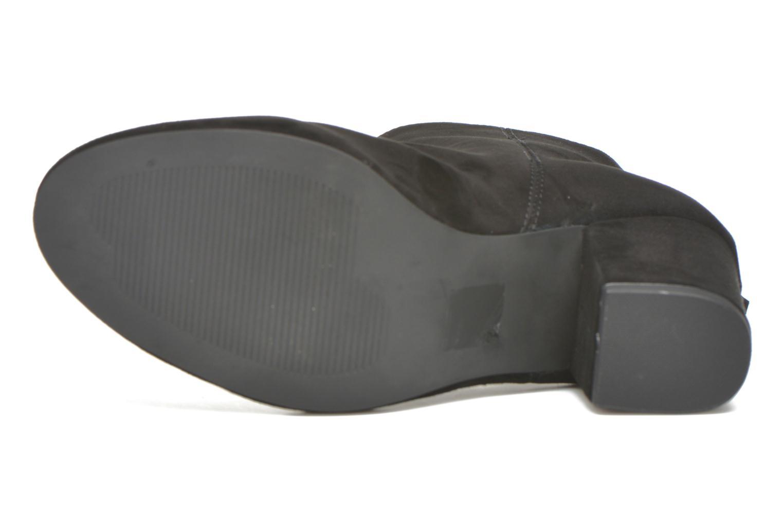 Bottines et boots Steve Madden Sinthia Noir vue haut