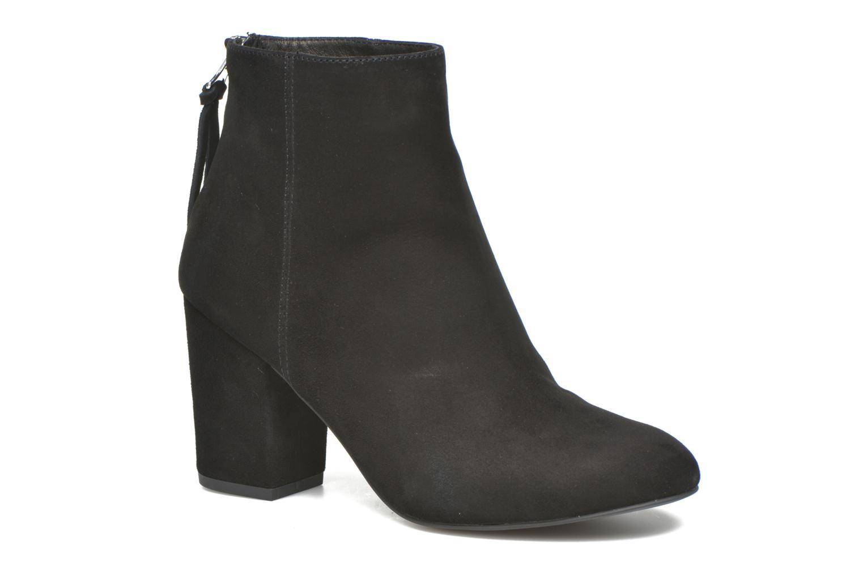 Bottines et boots Steve Madden Sinthia Noir vue détail/paire