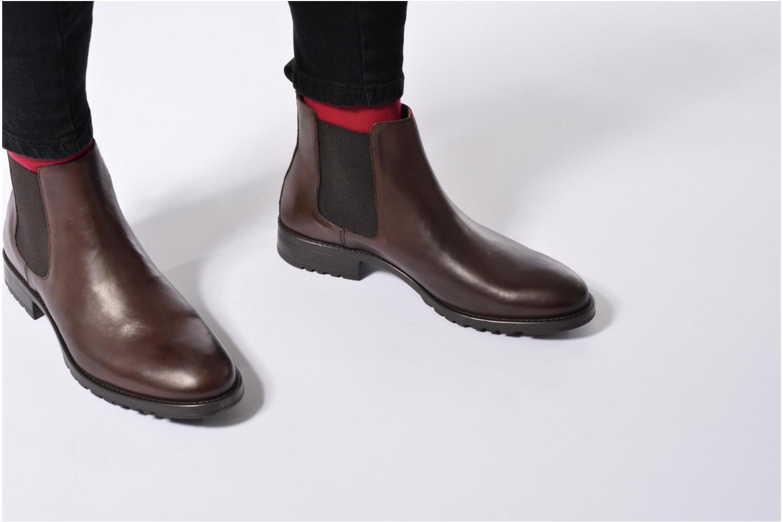 Ahsford Velour Leather Cam brown