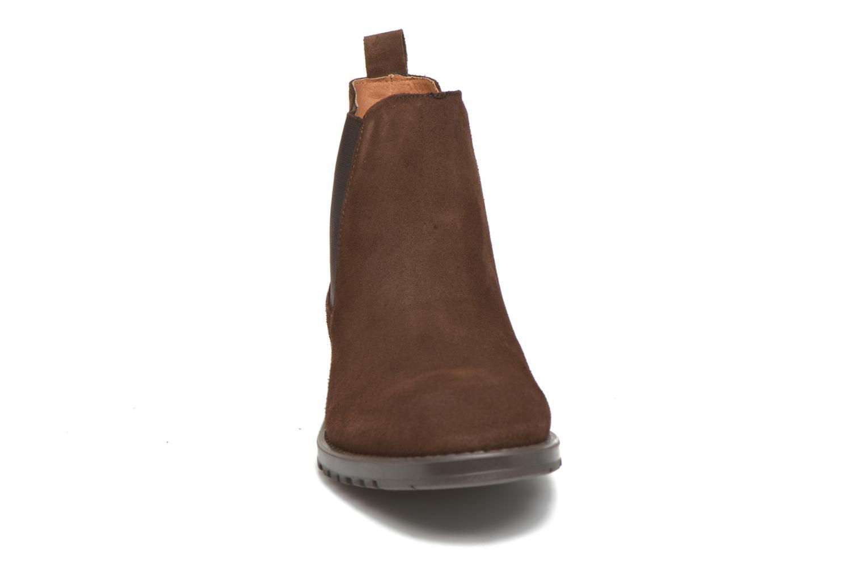 Ankelstøvler Marvin&Co Ahsford Brun se skoene på