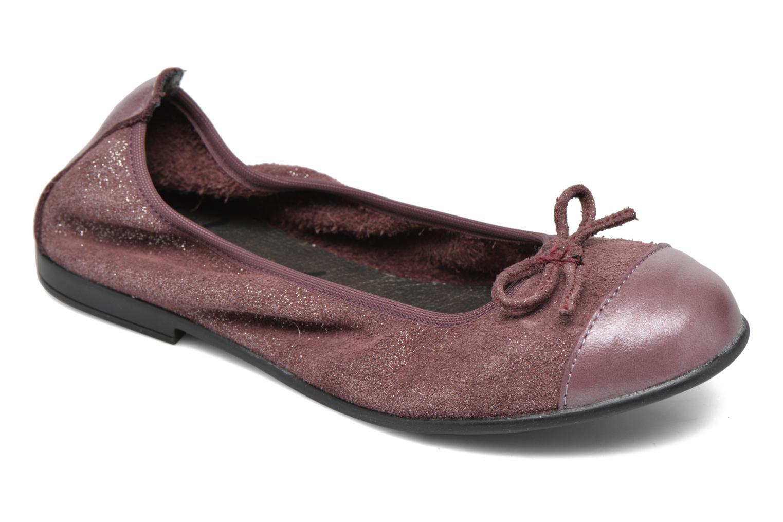Ballet pumps Bopy Sarinza Pink detailed view/ Pair view