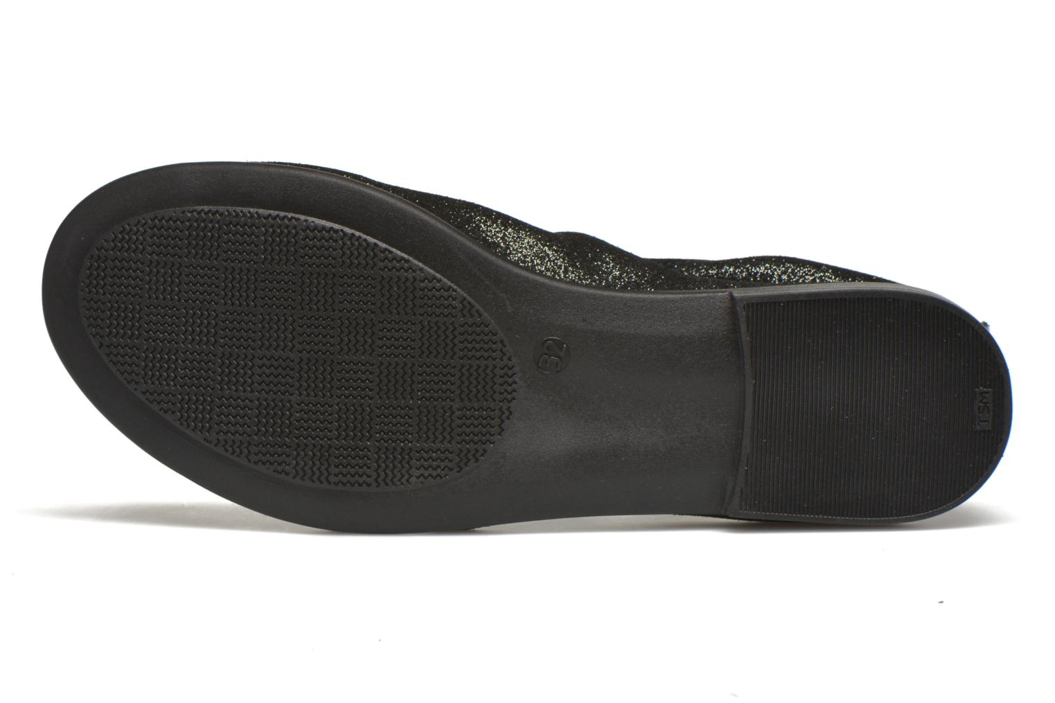 Ballet pumps Bopy Sarinza Black view from above