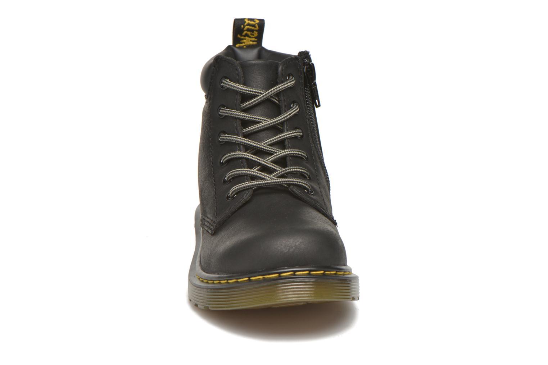 Bottines et boots Dr. Martens Juniors Padley Padded Collar Boot Noir vue portées chaussures