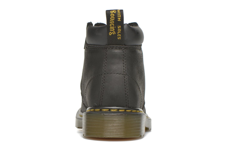 Bottines et boots Dr. Martens Juniors Padley Padded Collar Boot Noir vue droite