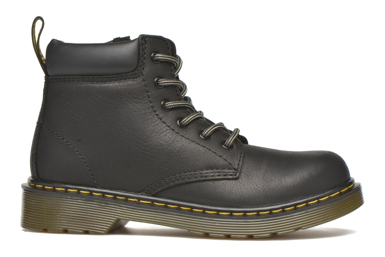Bottines et boots Dr. Martens Juniors Padley Padded Collar Boot Noir vue derrière