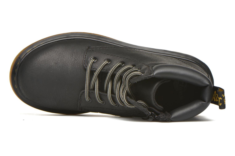 Bottines et boots Dr. Martens Juniors Padley Padded Collar Boot Noir vue gauche