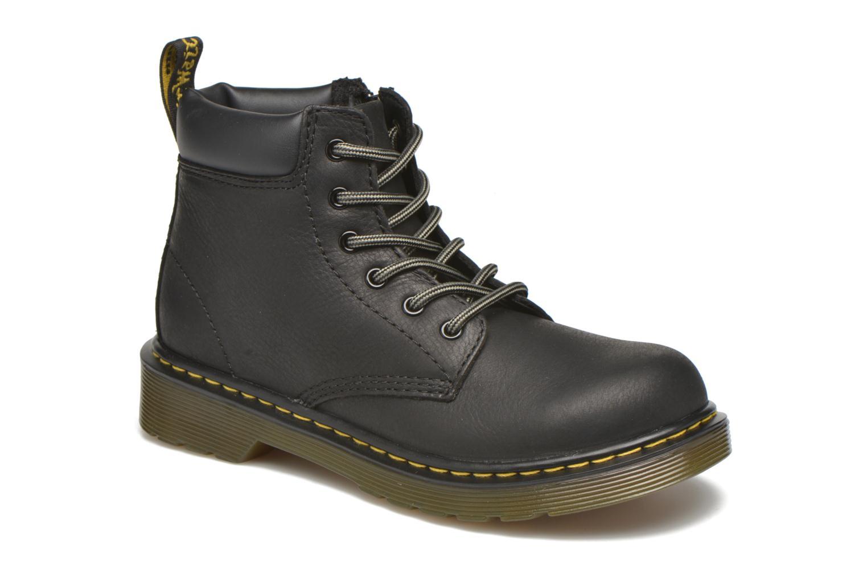 Bottines et boots Dr. Martens Juniors Padley Padded Collar Boot Noir vue détail/paire