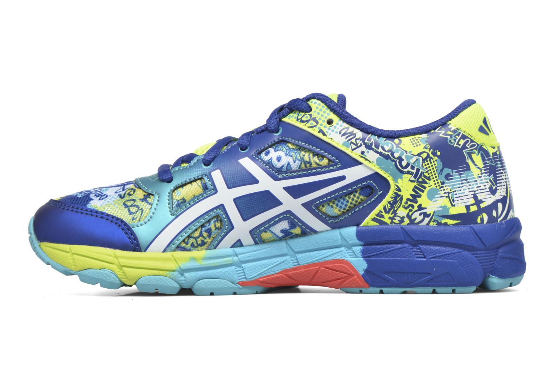 Zapatillas de deporte Asics Gel-Noosa Tri 11 Gs Azul vista de frente
