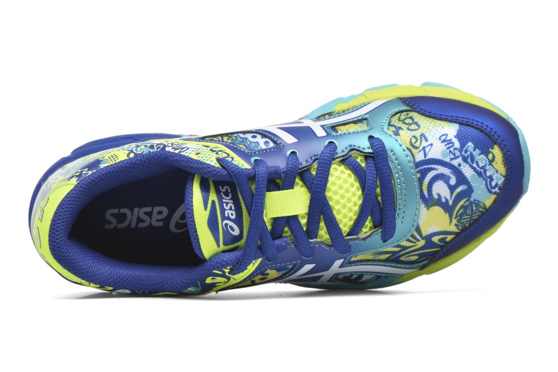 Zapatillas de deporte Asics Gel-Noosa Tri 11 Gs Azul vista lateral izquierda