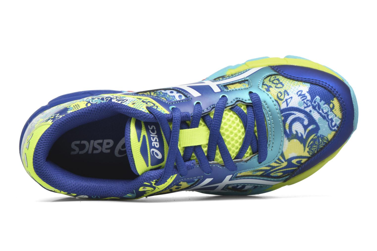 Sport shoes Asics Gel-Noosa Tri 11 Gs Blue view from the left