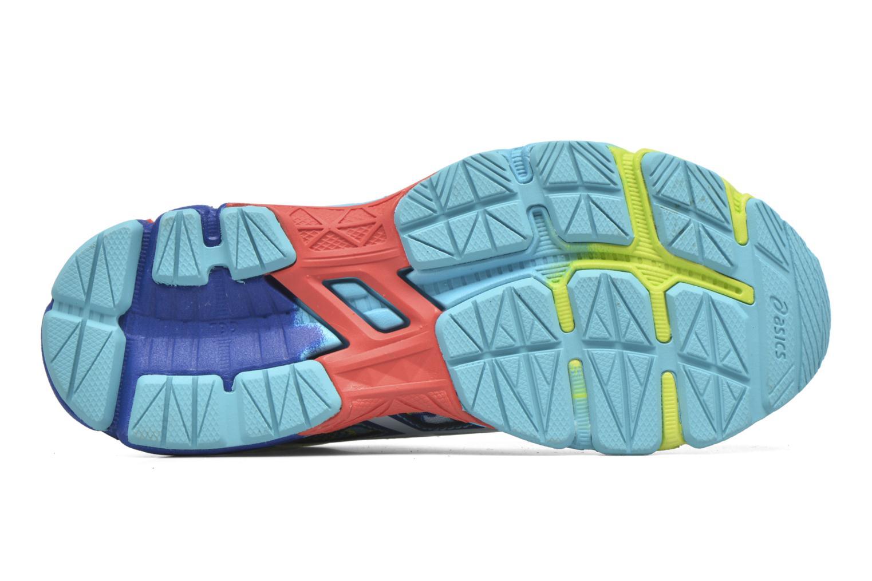 Zapatillas de deporte Asics Gel-Noosa Tri 11 Gs Azul vista de arriba