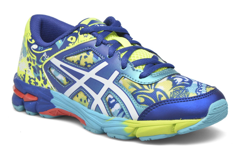 Zapatillas de deporte Asics Gel-Noosa Tri 11 Gs Azul vista de detalle / par