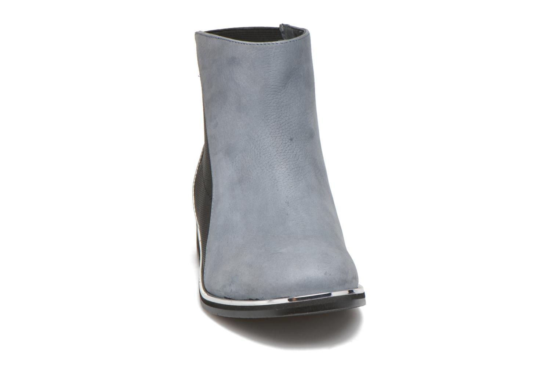 Bottines et boots United Nude Era Gris vue portées chaussures