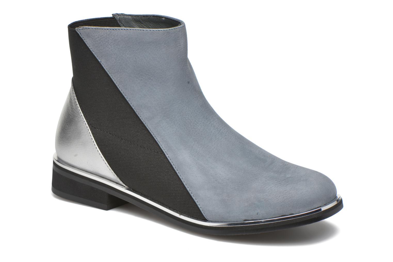 Bottines et boots United Nude Era Gris vue détail/paire