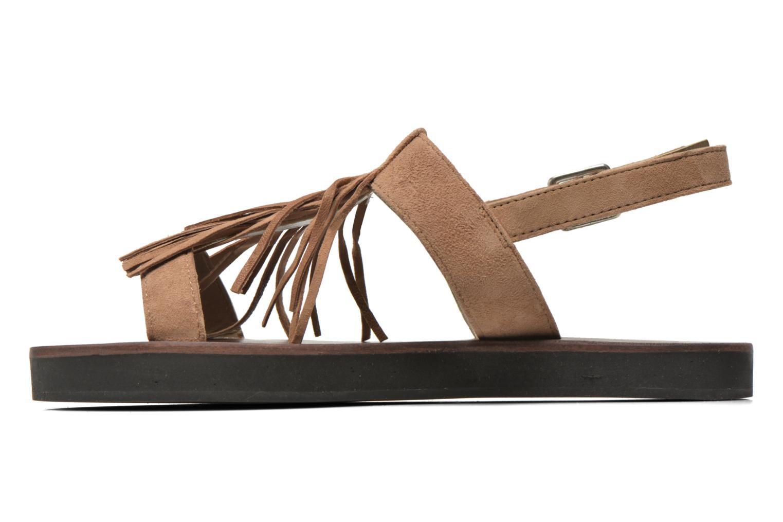 Sandales et nu-pieds Elizabeth Stuart Perrys 606 Beige vue face