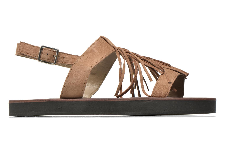 Sandales et nu-pieds Elizabeth Stuart Perrys 606 Beige vue derrière