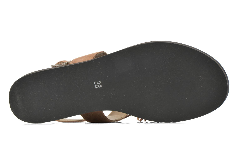 Sandales et nu-pieds Elizabeth Stuart Perrys 606 Beige vue haut