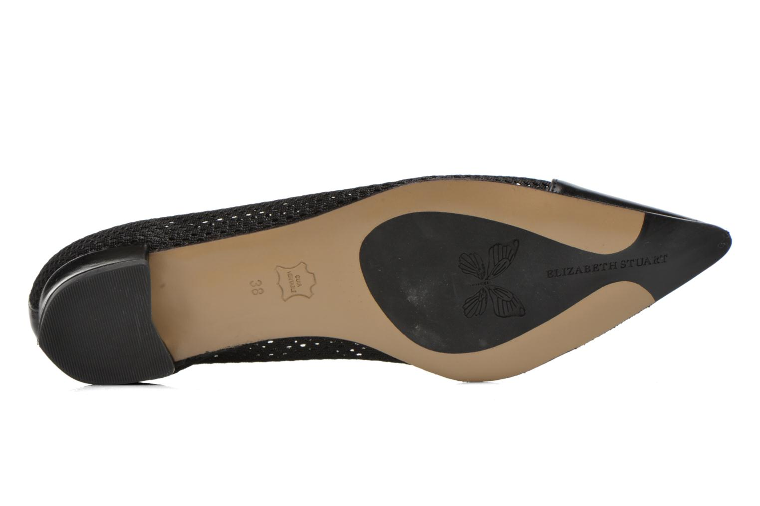 Ballet pumps Elizabeth Stuart Xim 666 Black view from above