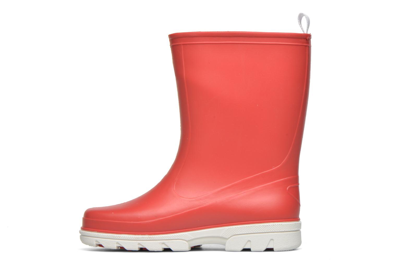 Boots & wellies SARENZA POP Virain kid Red front view